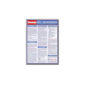 Livro - Resumão Especial: Tcc - Monografia