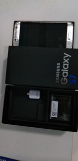 Celular Samsung Galaxy S7 32gb Display Queimado