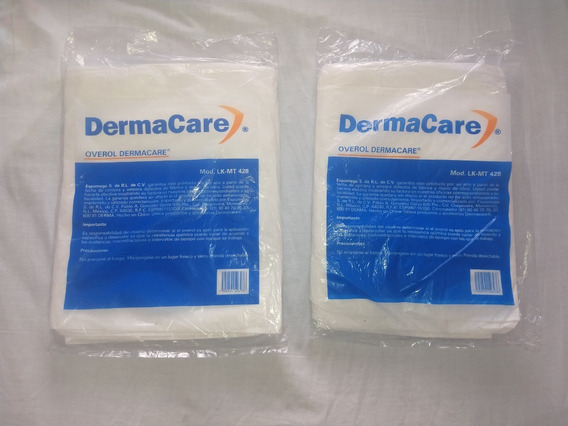Overol Dermacare (10 Pzas)