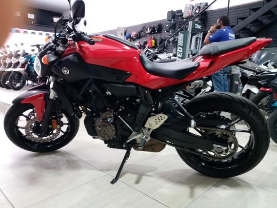 Yamaha Fz 07