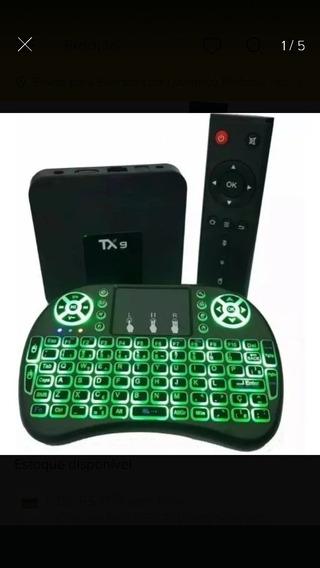 Tv Box Original Completo Tx9