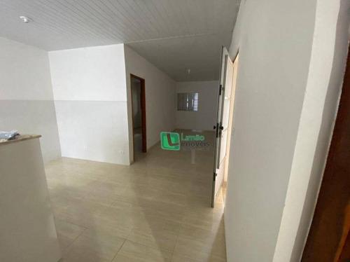 Imagem 1 de 12 de Casa Térrea Limão 2 Dorm-com Suite 1.800,00 - Ca0616