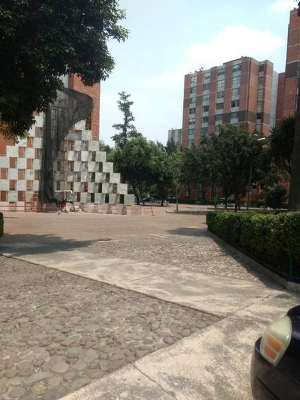 Oficina En 10mo Piso De Torres De Mixcoac