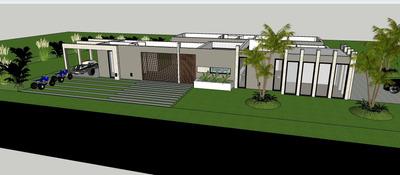 Excelente Casa Moderna En Barrio Cerrado- Lote De 842 M2