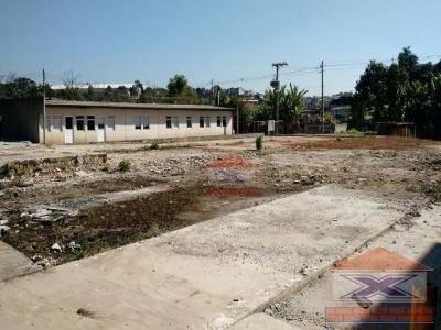 Galpão Para Alugar, 1400 M² Por R$ 8.000/mês - Portão Vermelho - Vargem Grande Paulista/sp - Ga0161