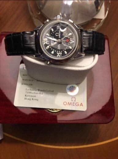 Relógio Omega Deville Original