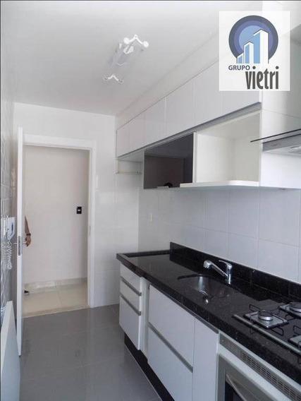 Apartamento Com 2 Dormitórios Para Alugar, 45 M² Por R$ 1.280,00/mês - Barra Funda - São Paulo/sp - Ap3877