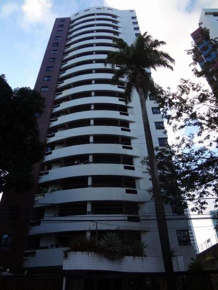 Apartamento Em Graças, Recife/pe De 138m² 4 Quartos À Venda Por R$ 790.000,00 - Ap393485