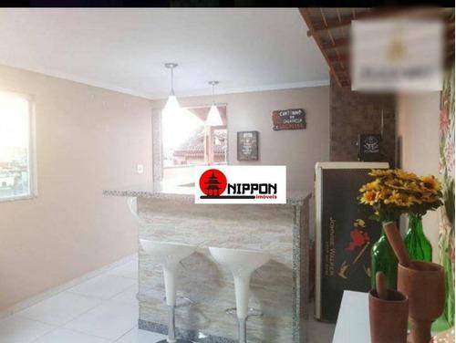 Sobrado Com 3 Dormitórios À Venda, 210 M² Por R$ 430.000,00 - Macedo - Guarulhos/sp - So0165