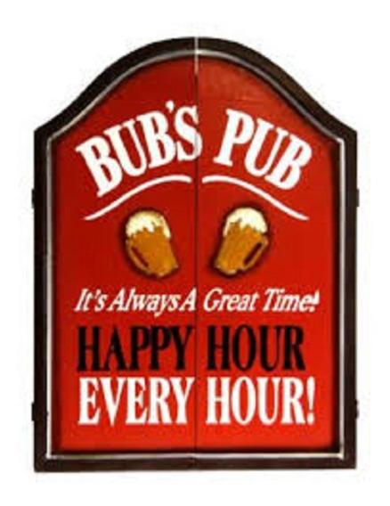 Móvel Madeira - Conjunto Dardos Profissional Pub Beer