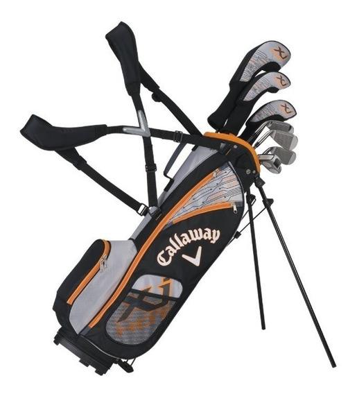 Set Callaway Junior 9-12 Años Buke Golf