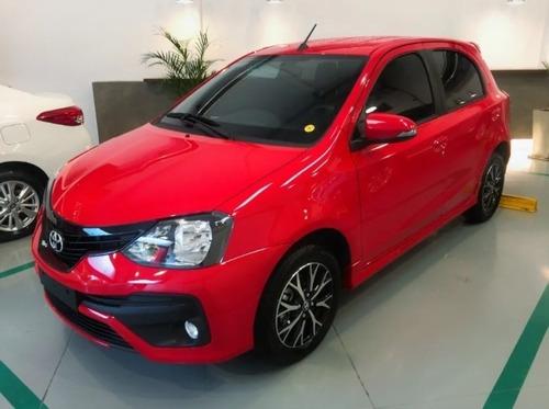 Nuevo Toyota Etios 1.5 Xls At 2021 - A