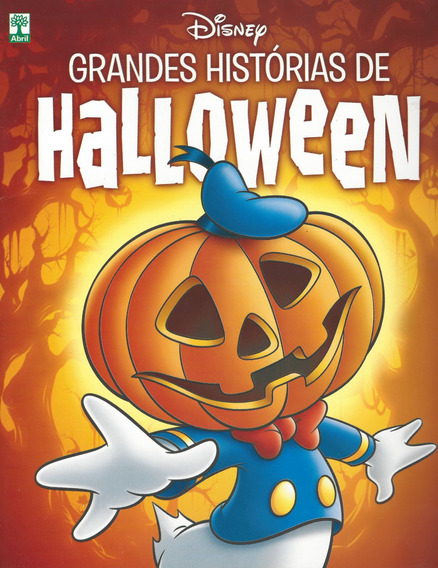 Disney Grandes Histórias De Halloween Ed. 01