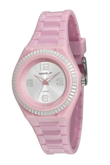 Relógio Speedo Feminino Pequeno Rosa 80609l0evnp1
