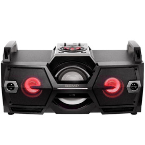 Mini System Semp Bluetooth 1 Usb Rádio Fm 250w Rms Al250a