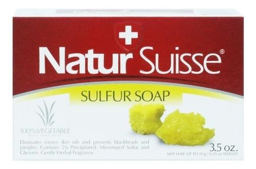 Jabon Azufre Natu Antibacterial - g a $91