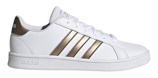 Zapatillas adidas Grand Court K Niños Ef0101 On