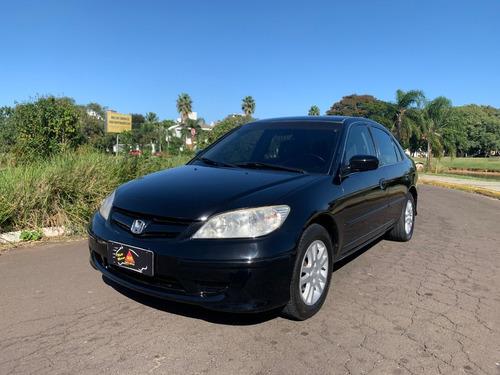 Honda Civic Lx Aut.!!! R$21.900,00!!! Super Inteiro!!! 2005!