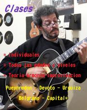 #clases De Guitarra Villapueyrredon-villadevoto-villaurquiza