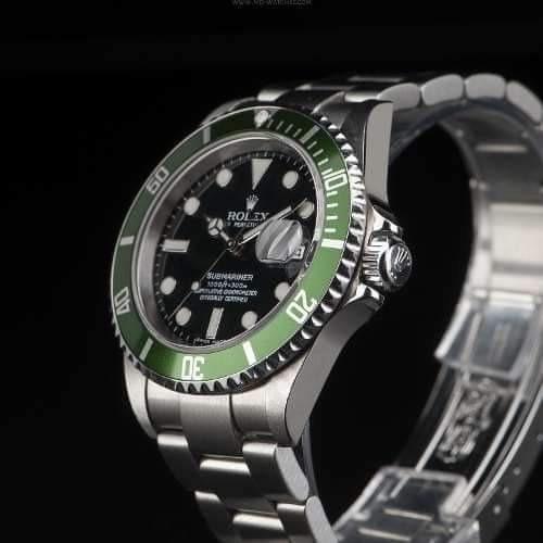 Relógio Rolex Standart Certificado E Selo Fidelidade Rolex