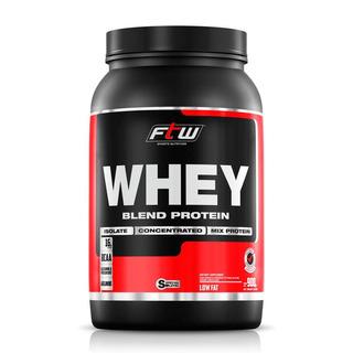 Whey Protein 40% Blend Ftw Sabor Baunilha - 900g