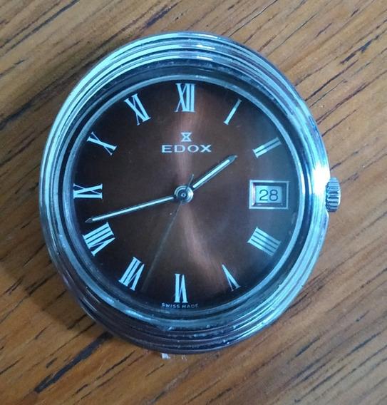 Relógio Edox 422 5200 - Suíço, A Corda