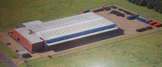 Inmueble Industrial En El Parque Ind. Campana, Colectora De Ruta 9 Km. 70.