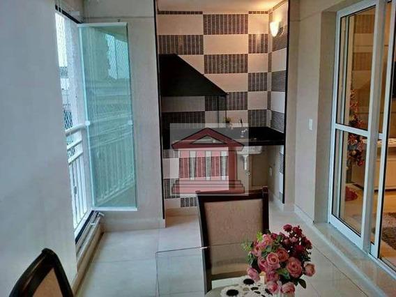 Oportunidade!!!! Apartamento 3 Dormitorios, Varanda Gourmet Terraços Jardim Das Colinas, Jardim Esplanada, São Jose Dos Campos. Apenas R$ 530 Mil!!! - Ap0888