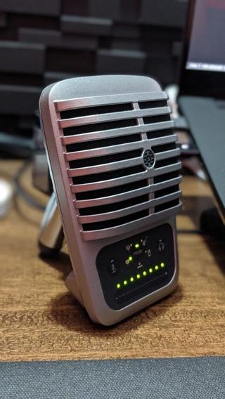 Microfone Condensador Digital Shure Mv-51