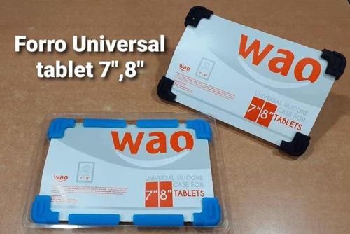 Forro Universal Table 7 Y 8 Pulgadas