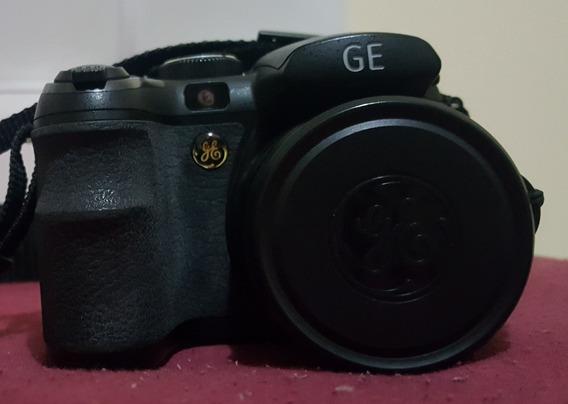 Câmera Fotográfica Semi Profissional Ge