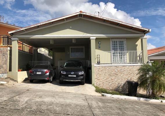 Vendo Casa En Ph Praderas Del Rocío, Villa Zaita 19-5054**gg