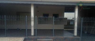 Casa Residencial Para Locação, Jardim Bela Vista, Nova Odessa. - Ca0583