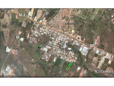 Terreno Industrial - 10852