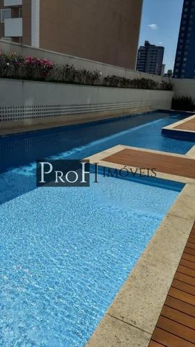 Imagem 1 de 14 de Apartamento Para Venda Em Santo André, Jardim, 3 Dormitórios, 3 Suítes, 4 Banheiros, 4 Vagas - Mondea_1-1572755
