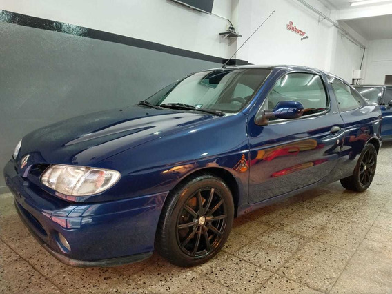 Renault Mégane Coupe 2.0 16v 150hp