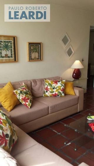 Apartamento Barra Funda - Guarujá - Ref: 550685