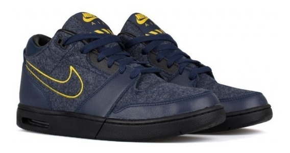 Nike Air Stepback Premium Michigan Importadas
