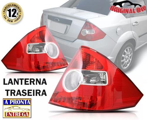 Imagem 1 de 6 de Lanterna Fiesta Sedan 2005 2006 2007 2008 2009 2010 Par