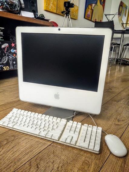 iMac 2009/ Impecável /apple Com Teclado E Mouse Original .