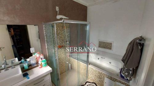 Imagem 1 de 21 de Casa À Venda, 360 M² Por R$ 1.800.000,00 - Condomínio Chácaras Do Lago - Vinhedo/sp - Ca0864