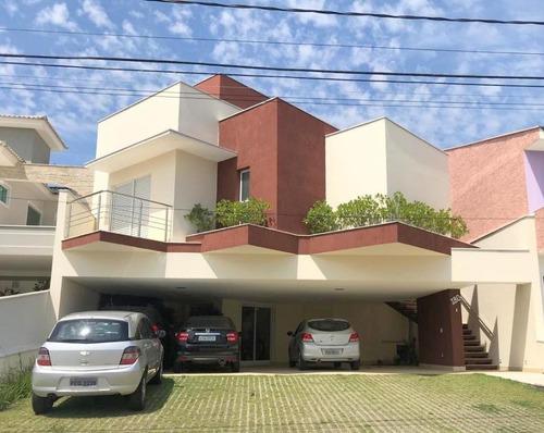 Imagem 1 de 29 de Casa À Venda, 3 Quartos, 3 Suítes, 4 Vagas, Jardim Ibiti Do Paço - Sorocaba/sp - 5420