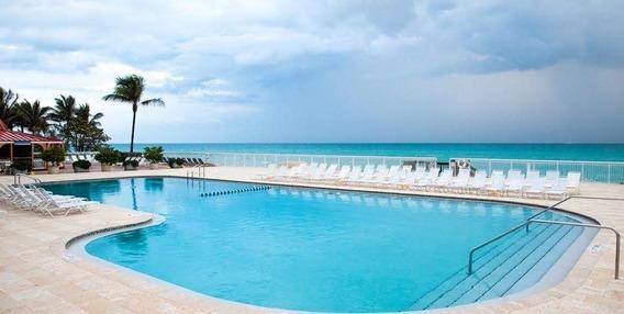 Departamentos Miami Beach Sobre La Playa . 3 Disponibles.