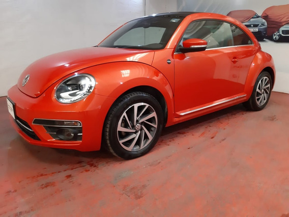 Volkswagen Beetle Sound Std 2018 (3641)