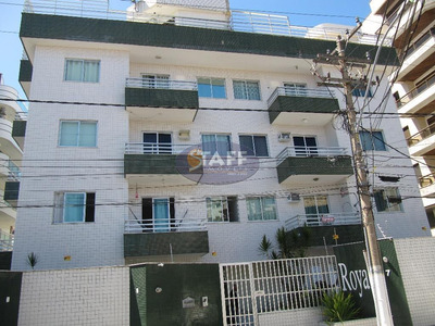 Apartamento Residencial À Venda, Braga, Cabo Frio. - Ap0548