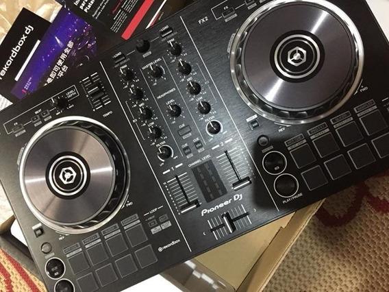 Controladora Pioneer Ddj_rb + Fone Beats Studio 2