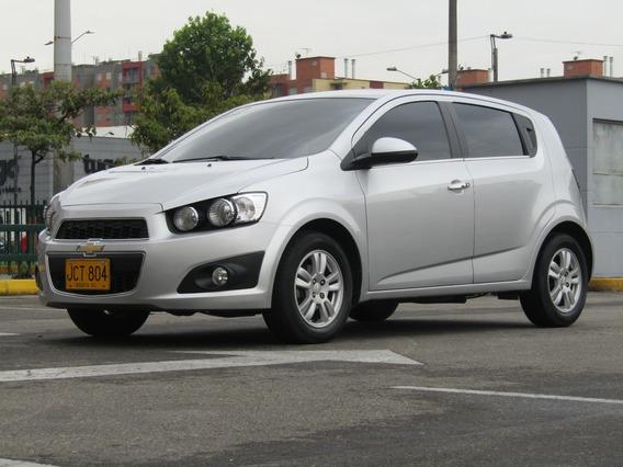 Chevrolet Sonic Lt 1600cc Mt Aa Ab Abs Tc