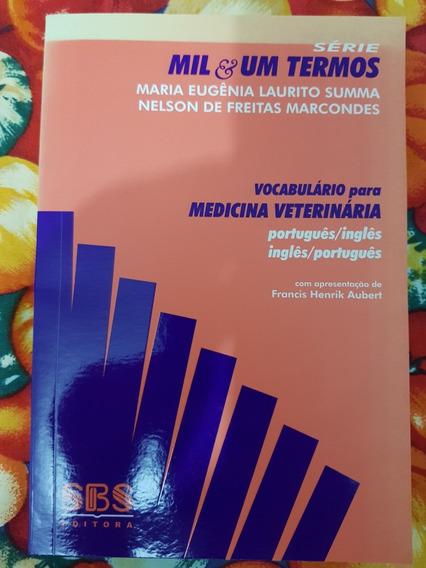 Vocabulário Medicina Veterinária