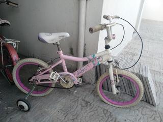 Vendo 2 Bicicletas Rodado 16 De Nena!!