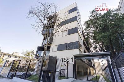 Novo, Pronto Para Morar - Apartamento Com 2 Dormitórios Com Vaga De Garagem No Bairro Jardim Botânico - Ap2613